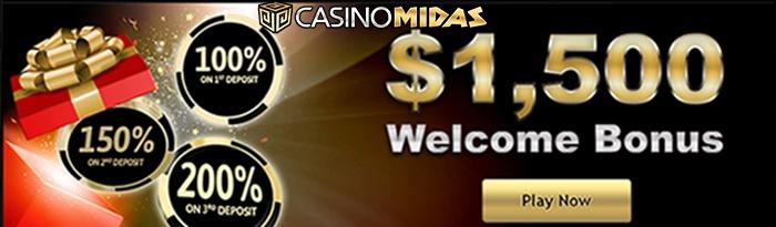 Online casino Australia - Midas