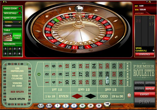 Royal Vegas roulette