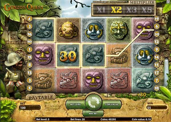 MrGreen casino slot