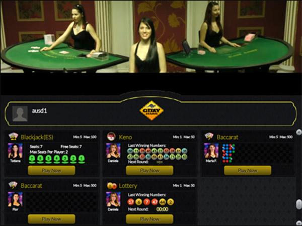 gday casino live casino