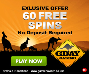 Australian Online Casino Gday