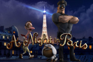 online pokies - a night in parise pokie